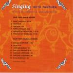 CD Zingen bij tanpoera